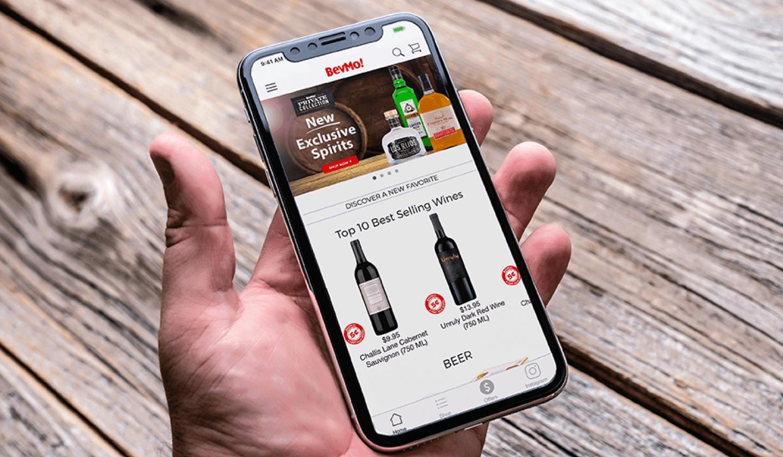 BEVMO - Mobile App