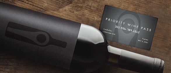 Priority-wine-pass