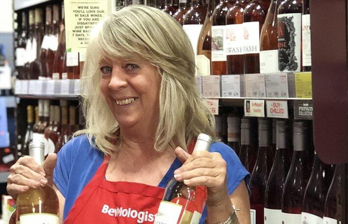 Main & Geary Pinot Grigio – Valerie @ Chico, CA