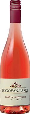 Donovan-Parke Rose of Pinot Noir