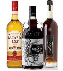 BevMo! Spirits 101 Rum, Cachaça, Guaro